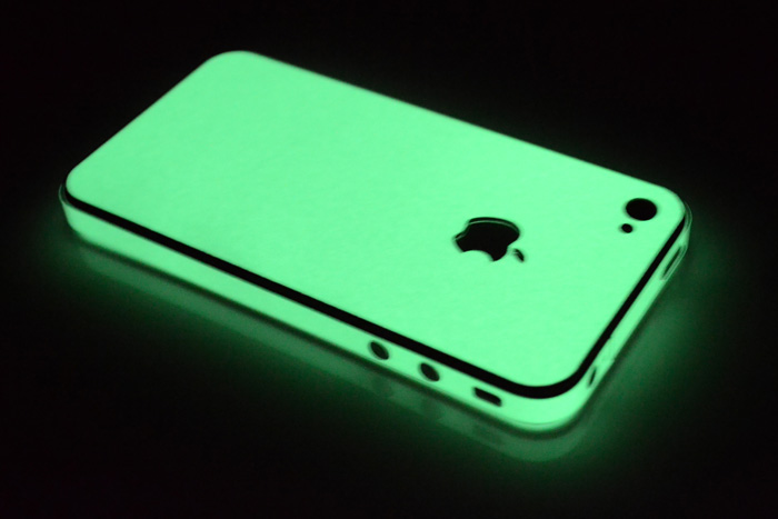 Green Glow 4s In The Dark